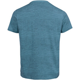 VAUDE Mineo T-paita Miehet, blue gray